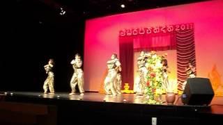 Dance for Hindi song Jayaho.AVI