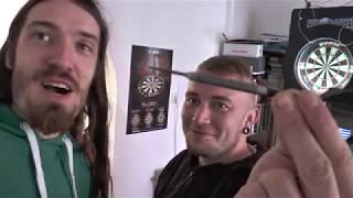 (High) Finish Trouble! Darts Gondel 501 Double Out Steeldart Sparring Vs Phil Am Fidodarts Automat