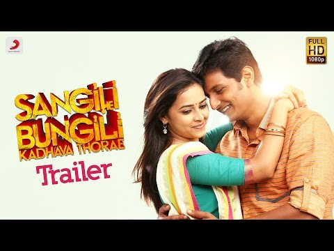 Xxx Mp4 Sangili Bungili Kadhava Thorae Official Tamil Trailer Jiiva Sri Divya Soori Atlee 3gp Sex