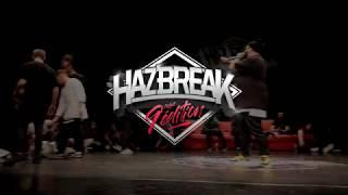 HAZ'BREAK#9 // DEMI-FINALE // AZS vs NO PARKING
