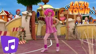 Lazy Town | Have You Ever Music Video