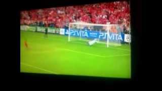 chelsea vs bayern munich penalties FULL