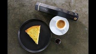 Heerlijk bakken met Roger van Damme en Nespresso:  Cheesecake