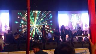 dana kata pori ! bangla song by Kornia !gazipur concert.