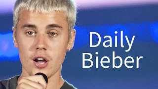 Justin Bieber Reacts To The Weeknd