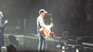Eric Church - Dancing in the Dark/Springsteen - [LIVE HD] - 3/10/2015 Verizon Center