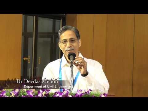 IIT Madras Prof. Devdas Menon - Excellence in Teaching Award 2014 - Acceptance Speech