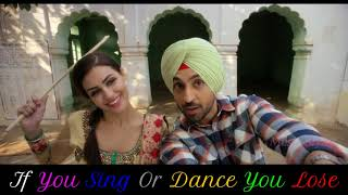 If You Sing Or Dance You Lose Diljit Dosanjh Edition | Try Not To Sing Challenge Diljit Dosanjh