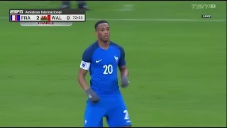 Anthony Martial vs Wales 10/11/17 HD