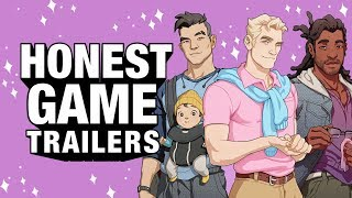 DREAM DADDY (Honest Game Trailers)