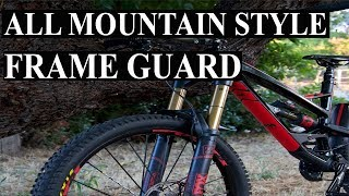 AMS Frame Guard Review (keeping your bike new)