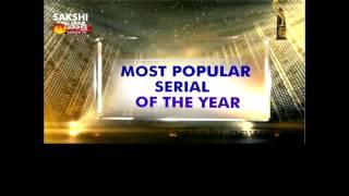 Sakshi Excellance Awards 2014: Best TV Serial : konchem istam konchem kastam