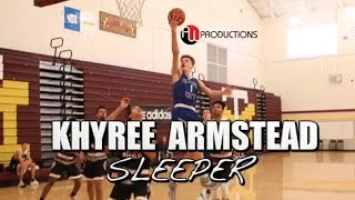Khyree Armstead 6'4 PG North City Basketball is a SLEEPER