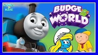 Thomas & Friends, Caillou, Smurfs - Children