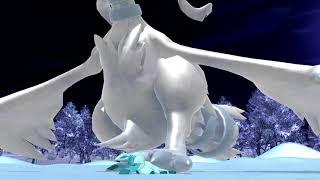 White dragon stomp