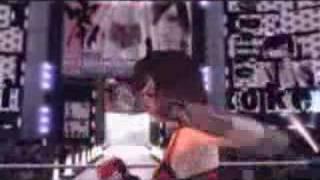 Rumble Roses XX - Reiko Hinomoto Intro