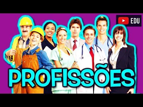 watch Profissões em inglês (com tradução) | Tecla SAP