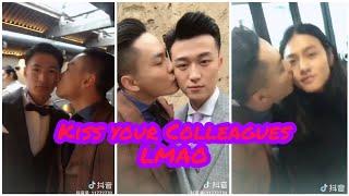 Glove - Gay Kiss - Gay Couples - Bromance - BL Kiss Part 18