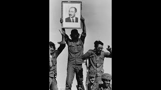 ِAmazing - see Why did the Israeli soldiers raise the Sadat Poster