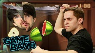 FRUIT NINJAS OF FURY! (Game Bang)