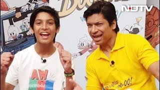 Shaan & His Son Shubh Recreate The