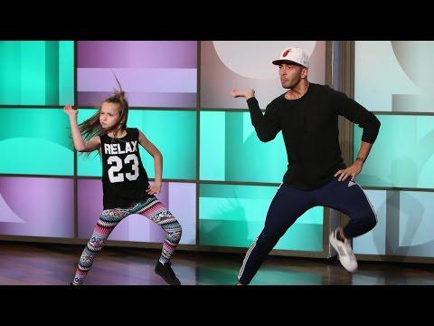 Ellen s Astounding Anaconda Dancer