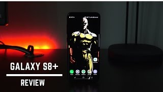 Samsung Galaxy S8+ Review: A whole different Size!