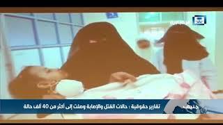 حقوق الإنسان اليمنية تكشف عن جرائم ميليشيا الانقلاب ضد المدنيين