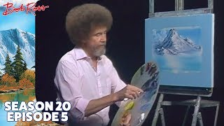 Bob Ross - Divine Elegance (Season 20 Episode 5)