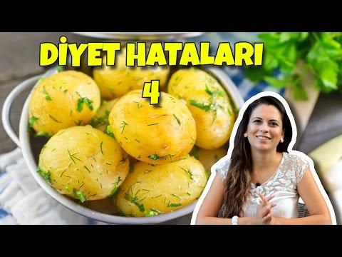 Diyet Hataları 4 | Patates Şişmanlatır Mı?