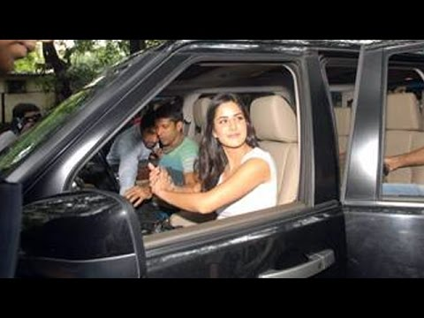 Katrina Kaif Meets With An Accident While Shooting For Fitoor