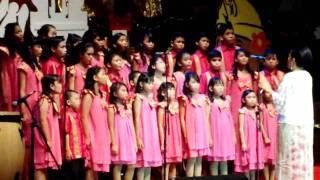 Kairos Children Choir ( O Datanglah Imanuel ) @Balai Sarbini 1 Desember 2011.mp4