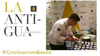 La Antigua en GinMotive with Tequila