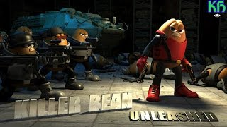 Killer Bean Unleashed New Episode 2017 || Entire First Scene (HD)