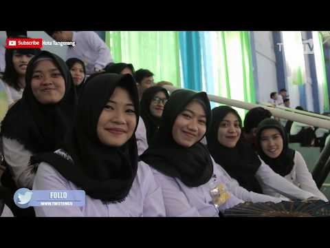 Pengukuhan Mahasiswa baru Universitas Muhammadiyah Tangerang [Tangerang TV]