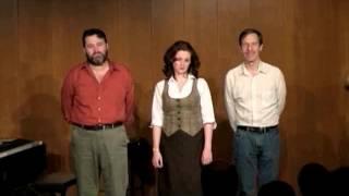 Rickman, Shmulenson, and Sterner teach Yiddish vocabulary (kinda-sorta)