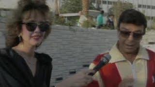 عالم الشهرة: سوزان حامد تحاور سمير صبري