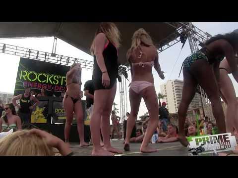 Bikini Dance Contest 2016 - Rockstar Beach