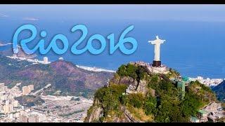 Rio de Janeiro 2016 - Christ the Redeemer  - Timelapse - 4K - UHD