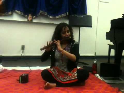 Bhuvaneswariya Flute