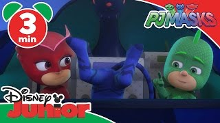 PJ Masks | Gekko and the Mighty Moon Problem | Disney Junior UK