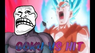 Goku Kaioken x10 vs Hit Episode 39 Full Fight Reaction - Dragon Ball Super