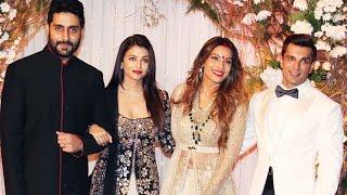 Bipasha Basu & Karan Singh Grover's Wedding RECEPTION | UNCUT VIDEO