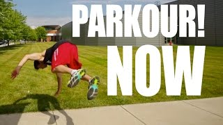 Learn Parkour In only 5 Minutes | Beginners Basics ASAP