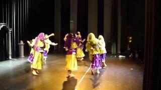 Bhangra Medley - Vasant Utsav 2010