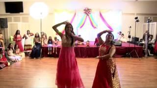 Pinga Dance - Krithi Jaligama & Vaishnavi Dhenuvakonda