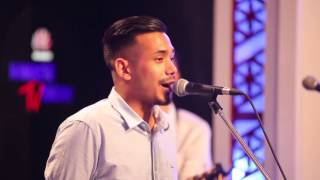 Lekali - Samjhana Birsana (Mashup) - Wonderfools (Ruslan Namaste LIVE) (HD) (HUAWEI Namaste TV Show)