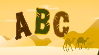 ABC Animals Song | Learn Animal Songs | From Baby Genius