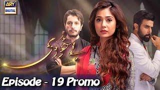 Bay khudi Episode 19 Promo - ARY Digital Drama