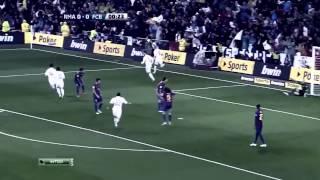 Karim Benzema - goal vs Barcelona (720HD)    he1ken